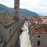 Dubrovnik's Walled City