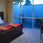 Master bedroom - 2 bed unit