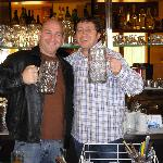 Ilan and Roberto