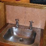 once again - great reno job - keep the 60s sink.