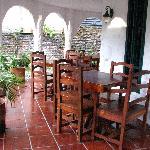 Patio-Balcony Dining