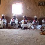 Músicos gnawas de Khamlia