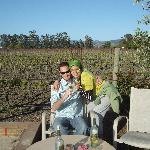 En vineyards se degusta el mejor vino