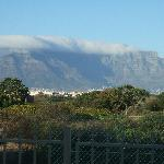 Table Mountain in the morning