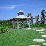 The Lily Pond Gazebo, yet another choice for a ceremony but too far from the ocean for us.