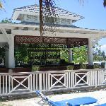 Bar at the main lobby.