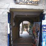 Sumac Wasi Entrance