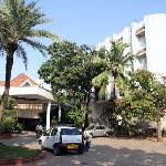 Hotel Sangam Trichy, Exterior View