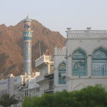 Old house in Muscat