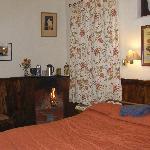 Kings Cliff Hotel Bedroom