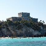 El Castillo, Tulum Mayan Ruins