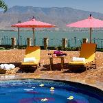 La Quinta Lake view
