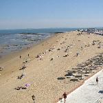 Beach at Chipiona