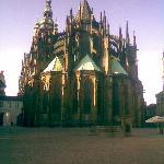Cathédrale St guy-Chateau de Prague