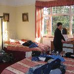 Stretton Guest House - our room