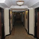 Club Floor corridor