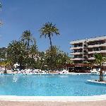Don Rey Jaime Hotel, Santa Ponsa Pool