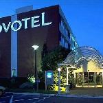 Novotel Toulouse Aeroport, France - Entrance