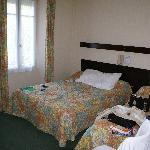 Vue sur la chambre ( 2 lits )