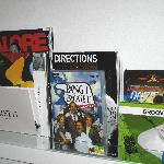 CD & DVD selection