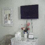 Chambre TV écran plat- Bedroom