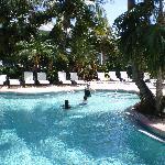 La piscine de notre résidence