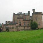 Side of Castle