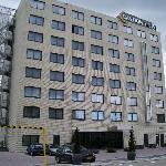 Bastion Hotel, facade