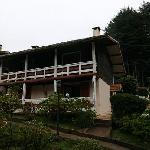 Our Chalet block