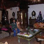 Interior of Maria Resort