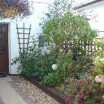 Il giardino che porta alla nostra stanza