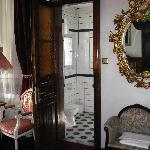 Pasha's Room (sitting area / bathroom)