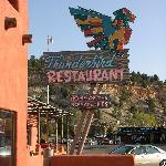 East Zion Thunderbird Lodge Restaurant