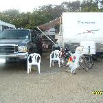 Foto de Carpinteria State Beach Campground