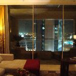 raffle suite view