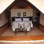 Luxurious Tented suite