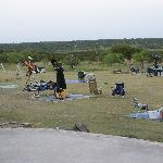 Easily accommodates large or small star parties, or individual observing sessions.