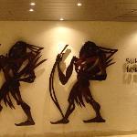 Torarica Hotel entrance