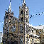 Paramaribo kerk