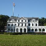 Paramaribo Presidential Paleis