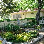 Garden Cottage where we stayed
