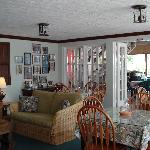 Lobby/dining room