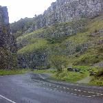 Nearby Cheddar Gorge