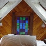 Gabled Roof, beautiful window