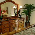 Condo Suite Bedroom Dresser