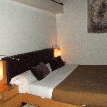 junior suie, bedroom