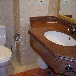 Bad un WC