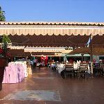 Turkey Day - Outdoor Restaurant