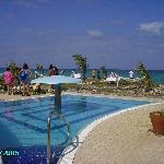 piscine d'eau de mer tres froide