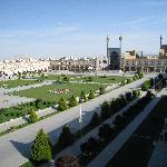 The beautiful Imam Square